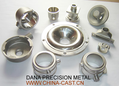 stainless steel lost wax castings